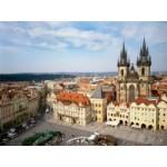 Каникулы в Европе: Прага - Париж - Берлин. Билет в Диснейлэнд детям в подарок!