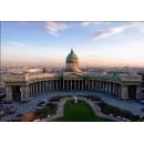 Санкт-Петербург: Праздник закрытия фонтанов!!!