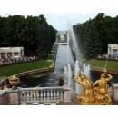 Санкт-Петербург: Шоу Фонтанов